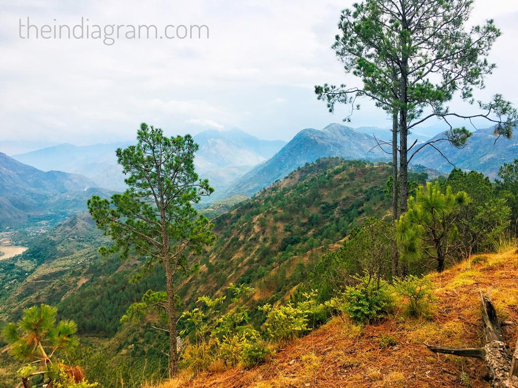 Mountains at Mandhorghat, Sunni