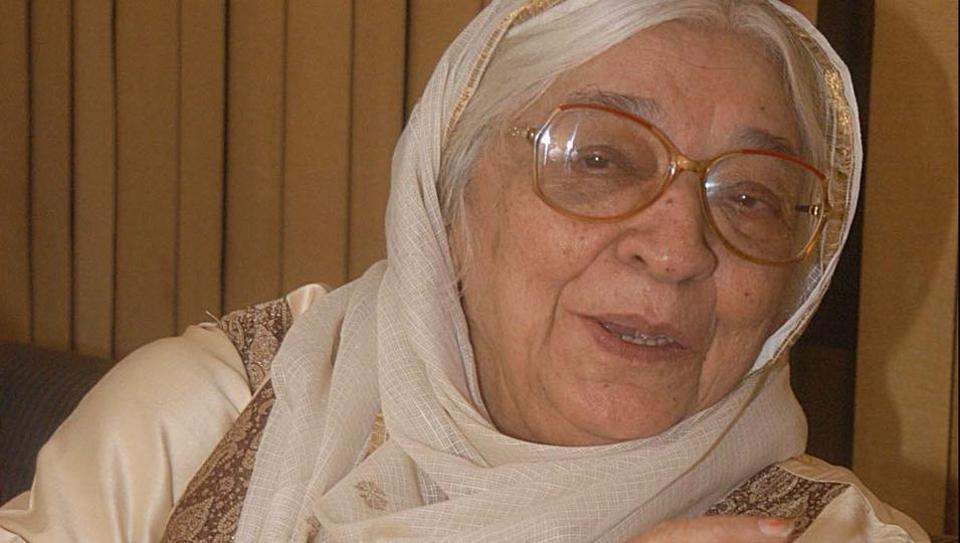 krishna sobti hindi writer