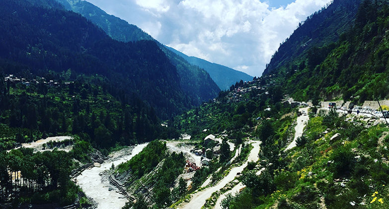 Parvati Valley View Kasol