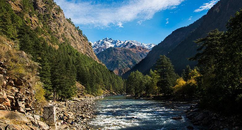 कसोल पार्वती नदी कैंपिंग